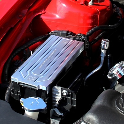 MUSTANG FUSE BOX COVER - RPIDesigns