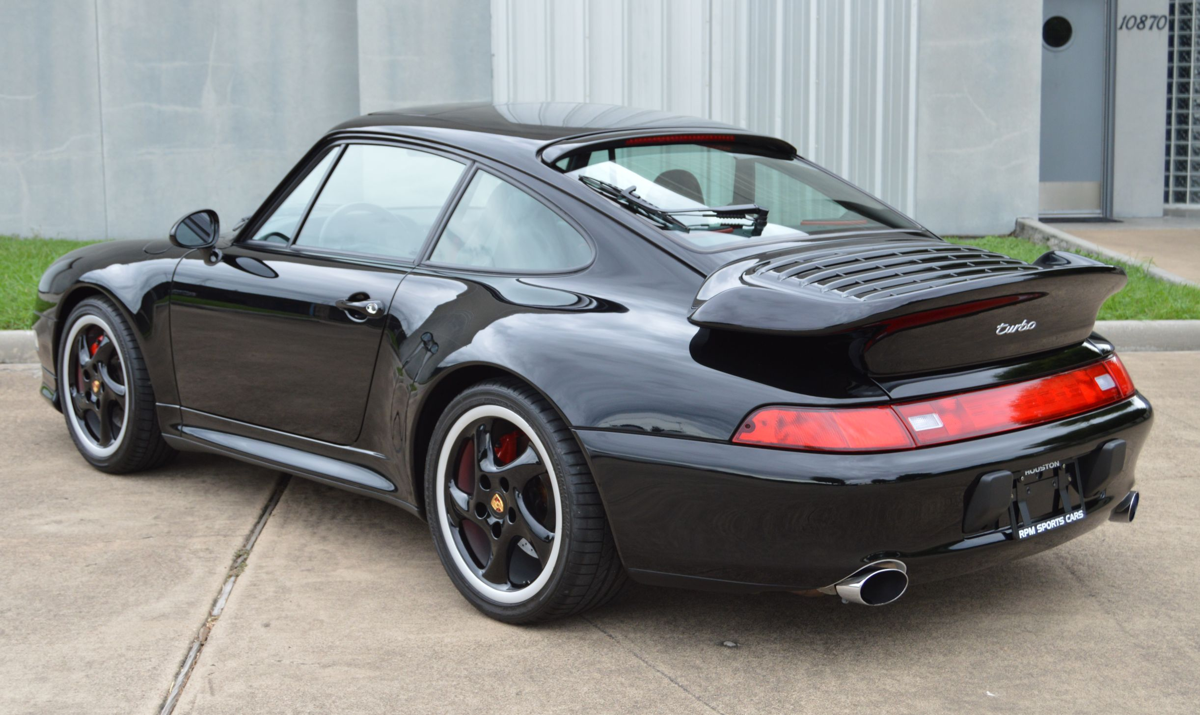Cars 2 Wallpaper 1996 Porsche 993 Turbo