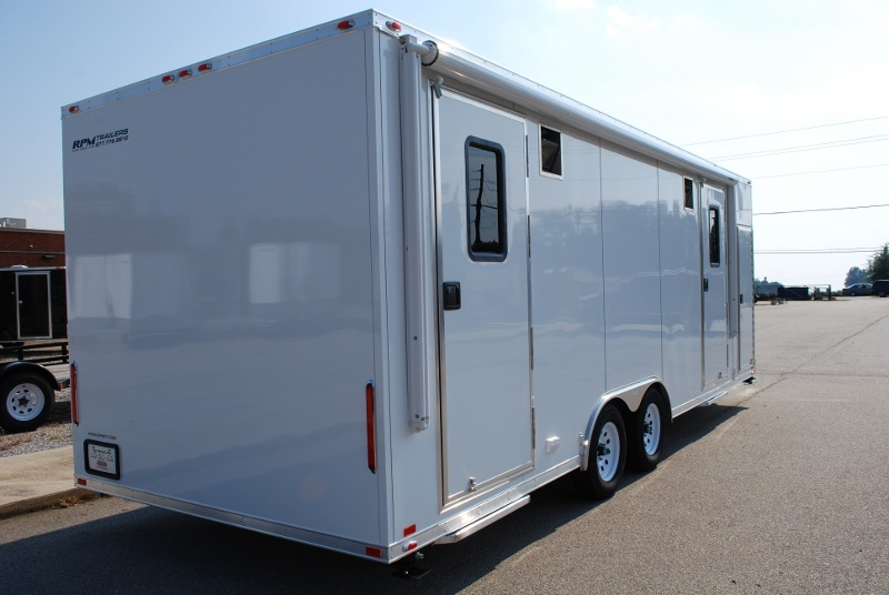 Mobile Classroom Trailer Mobile Office Trailers Custom Trailers