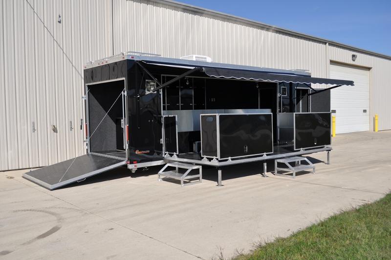 Custom Food Truck - Auto Electrical Wiring Diagram on