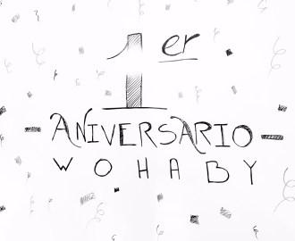 Aniversario de Wohaby