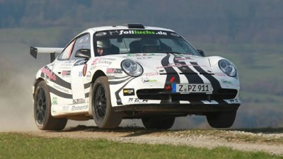 Video: Porsche 911 GT3 Rally Car - RSsportscars.com