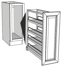 pull out cabinet organizer | Roselawnlutheran