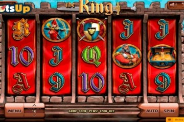 the-king-slots