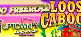 $1000 FREEROLL Slotocash and Uptown Aces