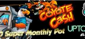 $2000 Super Monthly Pot – Slotocash and Uptown Aces