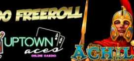 Win $1000 CASH in this week's FREEROLL at Slotocash and Uptown Aces!