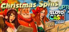 The Naughty List Slot 200 Free Spins Offer at Slotocash and Uptown Aces
