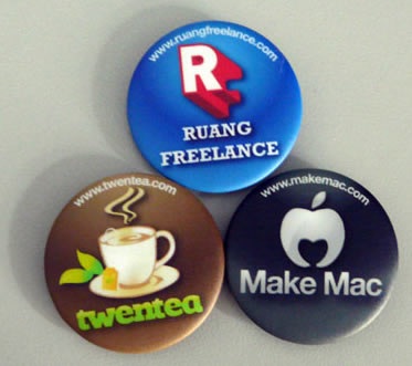 Pin Ruang Freelance, Twentea dan Makemac