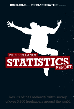 Freelance Statistic Report by Freelanceswitch