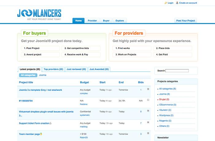 joomlancer / Ruang Freelance