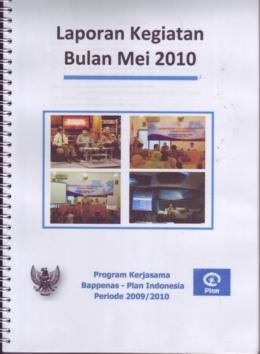 Lengkapi laporan kegiatan dengan foto