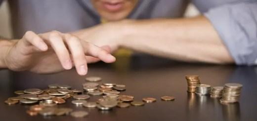 Menghemat Gaji Bulanan