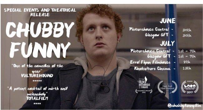 CHUBBY FUNNY 2017 RUARAIDH MURRAY HARRY MICHELL
