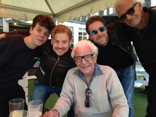 RUARAIDH MURRAY BARRY CRYER MARK FARRELLY ED NIGHT RONNIE GOLDEN GILDED BALLOON LOFT BAR 2016