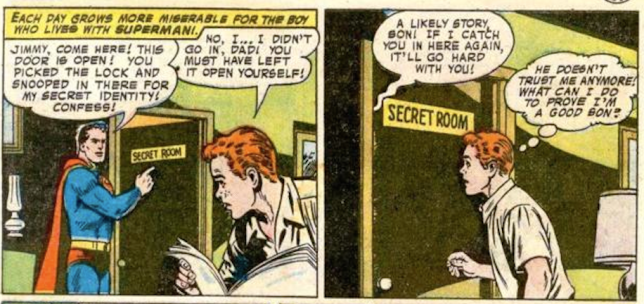 """Dude, no one cares about your stupid """"secret"""" identity. Seriously."""