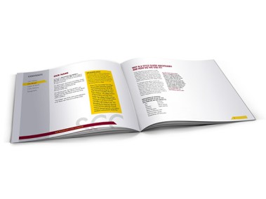 Sacramento Graphic Design Sacramento City College style guide