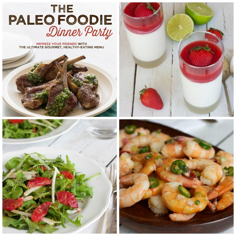 paleo dinner party