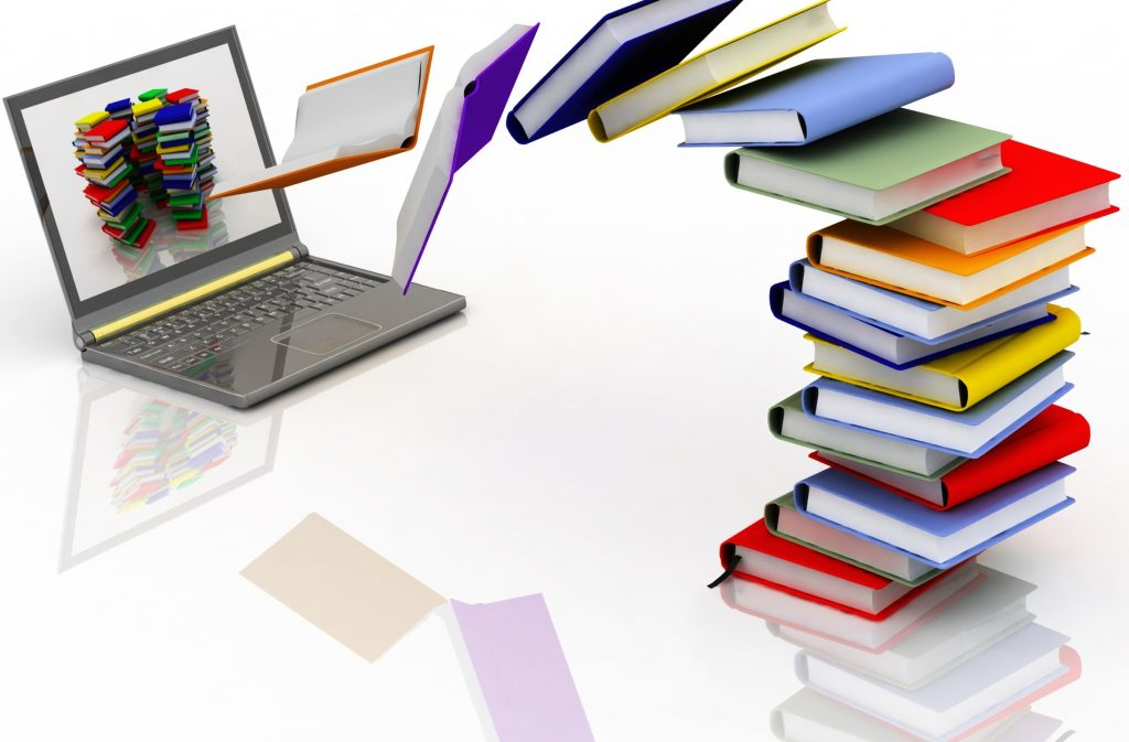 Study material repository and Library Management System