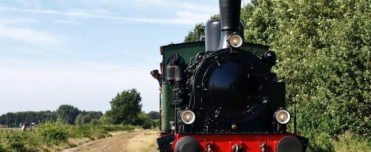 Dampflokomotive Niedersachsen – STAR Stadskanaal