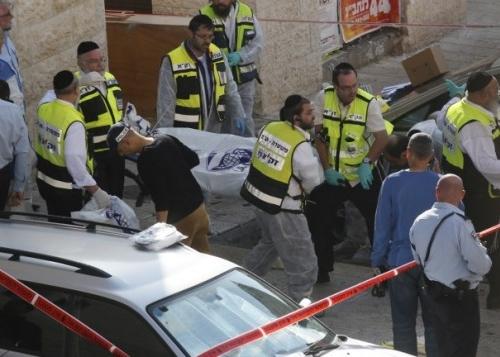 Attentat Israël Har Nof