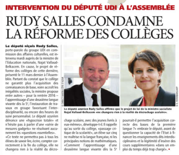 DIRECT MATIN RS AUDITION DE NAJAT VALLAUD BELKACEM