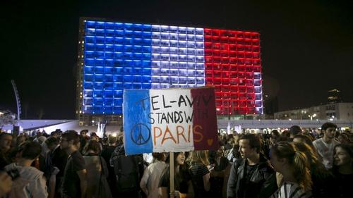 #TelAviv @rudysalles #Soutien Tel-Aviv