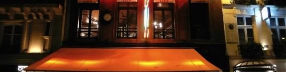 La brasserie Lipp, phare de l'Alsace à Paris (Photo JS)