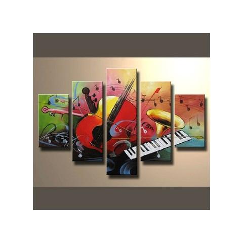 tableaux moderne peinture tableau noir toile abstraite