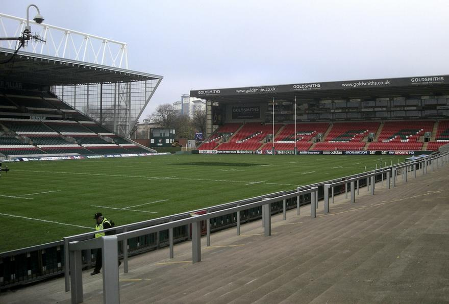 The Rugby Ground Guide - Welford Road (Leicester Tigers)