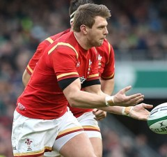 Dan Biggar has recovered from a knock and starts