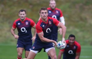 Henry Slade gets his chance to start for England