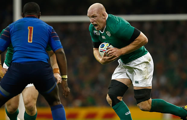 Paul O'Connell has played his last game for Ireland