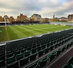 Bath Rugby host Gloucester at the Recreation Ground