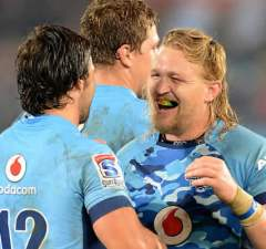 Dewald Potgieter has signed for Worcester