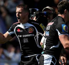 Gareth Steenson is dreaming of a Premiership title