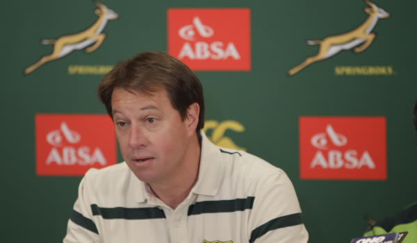 SARU CEO Jurie Roux has been pulled off the task of appointing the new Bok coach