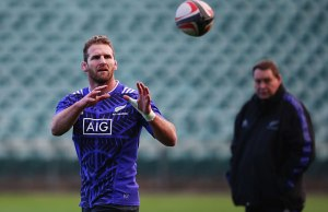 Kieran Read has been named All Blacks captain