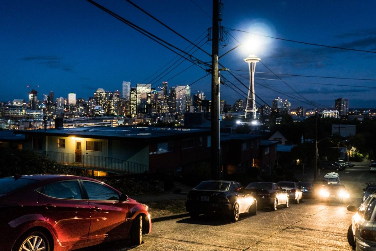 Seattle city light