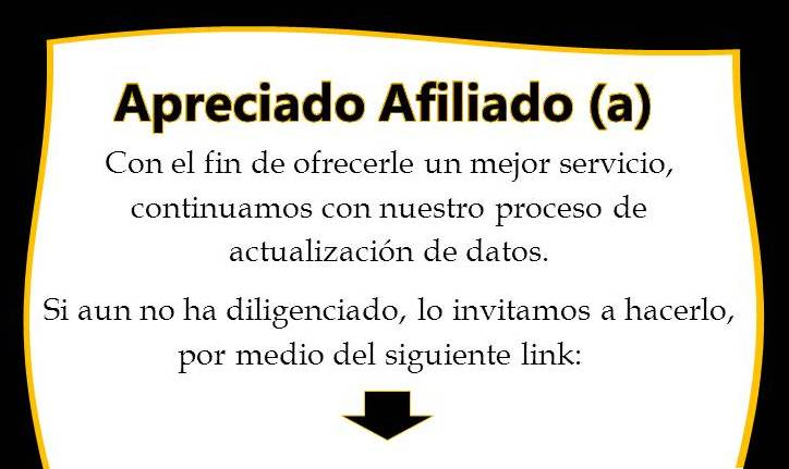 actualizacion de datos on line