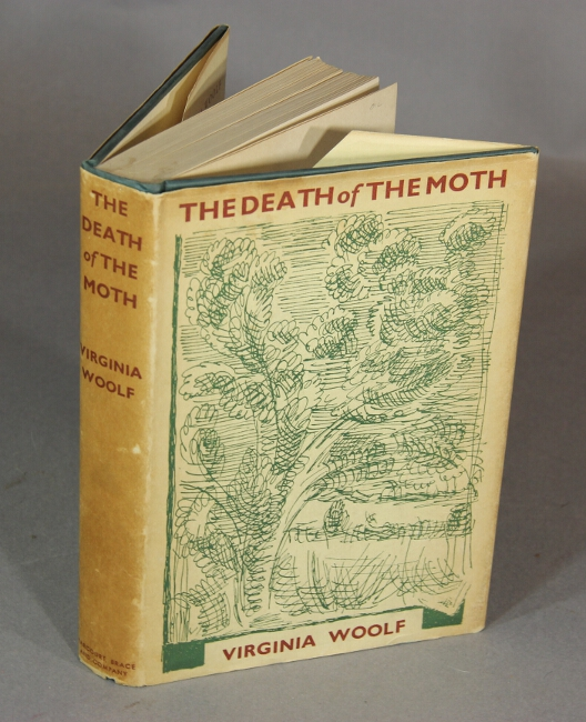 The death of the moth and other essays VIRGINIA WOOLF
