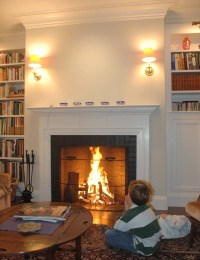 Rumford Fireplace Picture Gallery