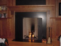 Tall Fireplaces