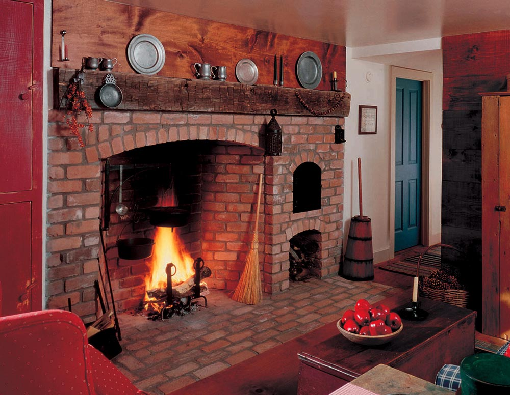 Cooking Fireplaces