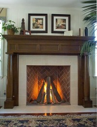 GAS LOG FIREPLACE IN ATLANTA2C GA  Fireplaces