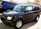 Meet Black and Decker, My Toaster! A 2006 Honda Element EXP Review