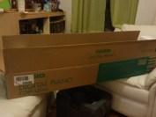 Photo of Casio CDP-120 open box