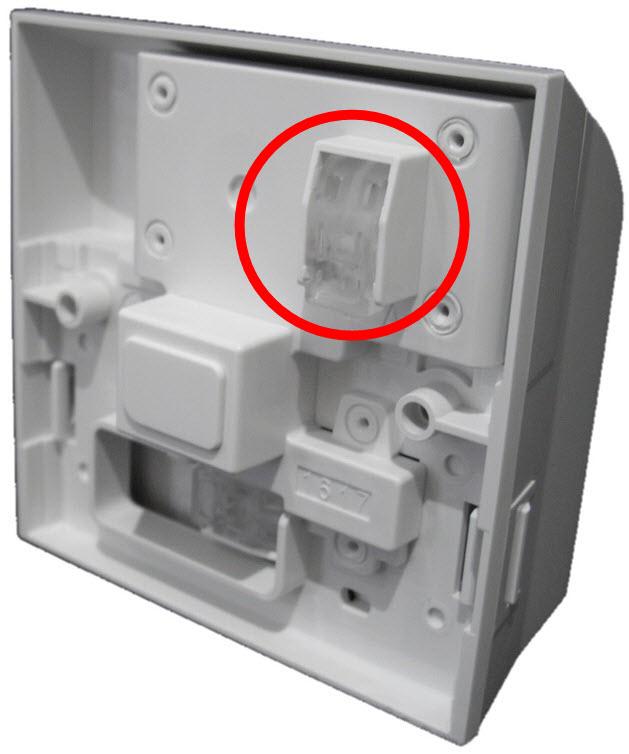 Installing a MK4/NTE5C Combined Socket