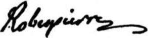 Signature_de_Maximilien_de_Robespierre