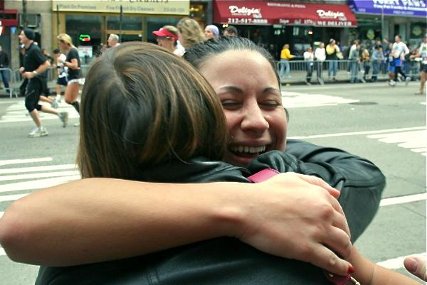 marathon guide, marathon spectators